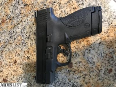 For Sale: S&W shield 9mm no safety