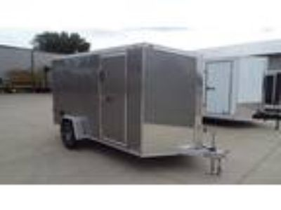 2019 Formula Spirit 6'x12' Aluminum Enclosed Trailer