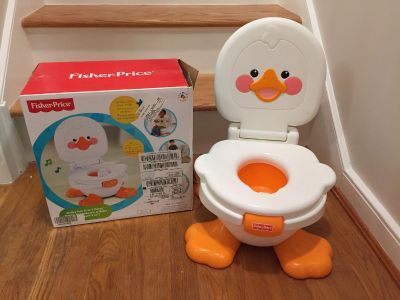 Fisher Price 3-in-1 Potty