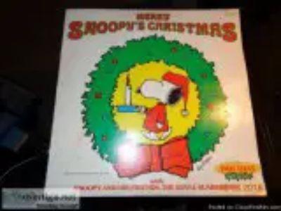 Merry Snoopy s Christmas Album