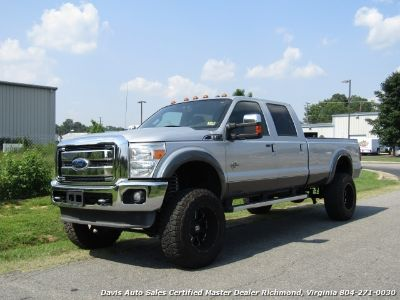 2011 Ford RSX King Ranch (Silver)