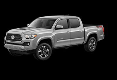 2018 Toyota Tacoma TRD Sport (Silver Sky Metallic)