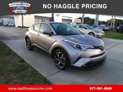 2018 Toyota C-HR XLE Premium (Silver Knockout Metallic)