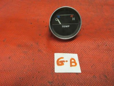 Sell MGB, MG Midget 1500,Spitfire, Original Smiths Water Temperature Gauge, GC!! motorcycle in Kansas City, Missouri, United States, for US $38.99