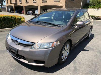 2010 Honda Civic LX (Gray)