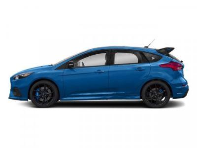 2018 Ford Focus RS (Nitrous Blue Quad-Coat)