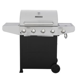 Master Forge 4 Burner Grill w/side burner