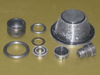 Purchase Triumph Master Brake Cylinder rebuild kit 73 - 80 Front JUBILEE T140 OIF Disc UK motorcycle in Canyon Country, California, US, for US $24.00