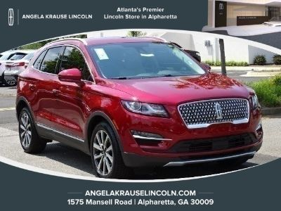 2019 Lincoln MKC Reserve (Ruby Red Metallic Tinted Clearcoat)