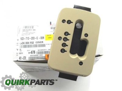 Purchase 02-10 VW Volkswagen Beetle Beige Gear Shift Cover 1C0713203C08H Genuine OEM NEW motorcycle in Braintree, Massachusetts, United States, for US $298.88