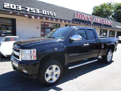 2010 Chevrolet Silverado 1500 LT (Black Granite Metallic)