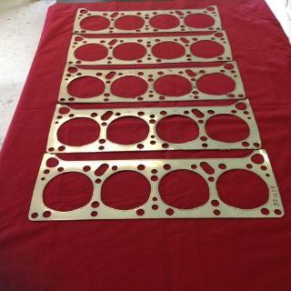 Purchase 1955 - 1957 PONTIAC CHIEFTAIN STAR CHIEF NOS HEAD GASKETS 521608 / 523541/ 7729 motorcycle in Milton, Pennsylvania, United States