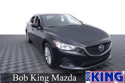 2016 Mazda Mazda6 i Sport (Jet Black Mica)