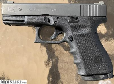 For Sale: Glock 19 Vickers RTF Rough Textured Frame New In Box