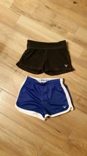 2 pair of Justice size 12 shorts. Excellent condition!
