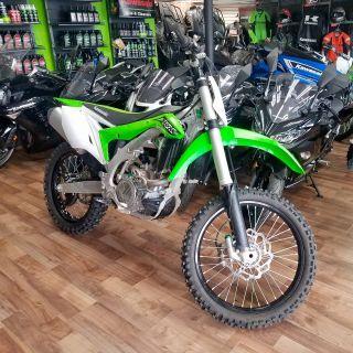 2016 Kawasaki KX450F Motocross Motorcycles White Plains, NY