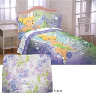 Tinkerbell Twin Bedding Comforter/Sheet Set x2