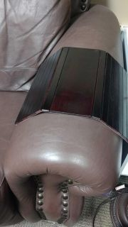 Chair Arm cover/flat surface
