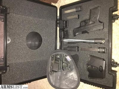 For Sale: Springfield XDs .45 plus EXTRAS