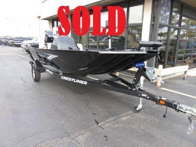 2019 Crestliner 1700 STORM Aluminum Fish Boats Saint Peters, MO