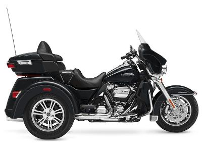 2017 Harley-Davidson Tri Glide Ultra 3 Wheel Motorcycle Greensburg, PA