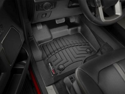 Purchase WeatherTech DigitalFit Front Floor Mats For 2015 Ford F-150 Supercrew ONLY** motorcycle in Gallatin, Tennessee, United States, for US $217.90