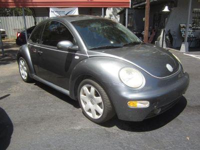 2002 Volkswagen New Beetle GLX 1.8T (Gray)
