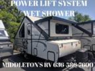 2019 Forest River Flagstaff Hard Side T21DMHW