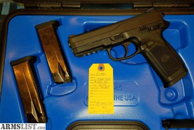 For Sale: FNH FNX 45 used