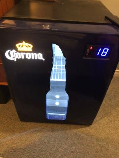 Corona Extra Bar Fridge