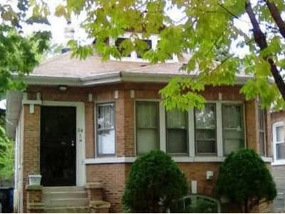 3 Bed 1 Bath Foreclosure Property in Chicago, IL 60637 - E 68th St