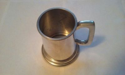 Eales of Sheffield Beer Stein Pewter Mug