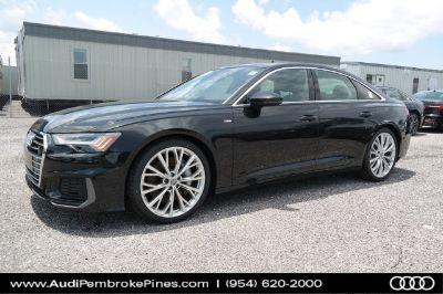 2019 Audi A6 Prestige (Vesuvius Gray Metallic)