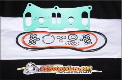 Sell mazda Rx7 FD 13b REW engine gasket set/o-ring kit with FREE intake gasket motorcycle in Ocoee, Florida, United States, for US $105.00