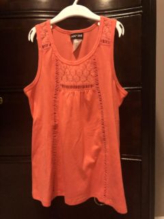 Paper Doll Sleeveless Top - Size 12 - GUC