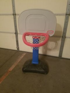 Children's basket ball hoop
