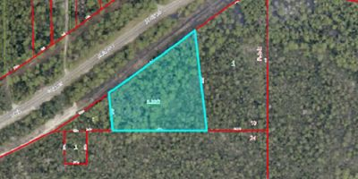 3 Acre Lot Within Walking Distance of Bon Secour Bay in Gulf Shores!