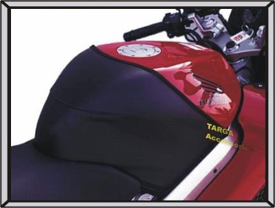 Buy Honda VFR800 F1 TARGA Tank Cover Black Vinyl Cotton Flannel Backing 1998 - 2001 motorcycle in Aliso Viejo, California, US, for US $45.95