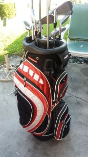 Golf club & bag set