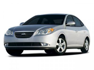 2009 Hyundai Elantra GLS (Black Pearl)
