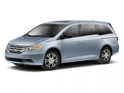 2012 Honda Odyssey EX-L w/DVD (Gray)