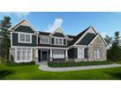 The Traverse by Blue Peninsula Luxury Homes: Plan to be Built