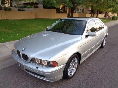 2001 BMW 5-Series 540iA 4dr Sdn Auto