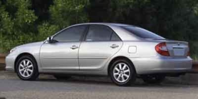 2003 Toyota Camry LE V6 (Silver)