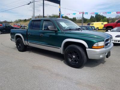 2003 Dodge Dakota SLT (Green)