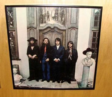 beatles again [VINYL ,LP] framed