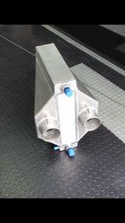 Custom air to water Intercooler