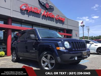2015 Jeep Patriot 4WD 4dr Latitude (Blue)