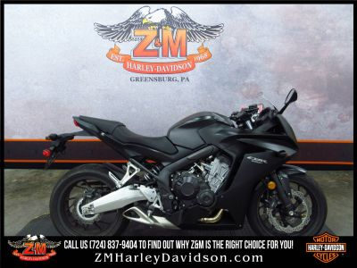 2016 Honda CBR650F Sport Motorcycles Greensburg, PA