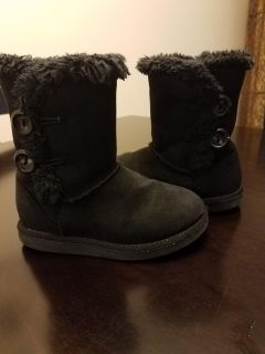 Size 9 Toddler Boots
